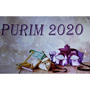 Purim 2020